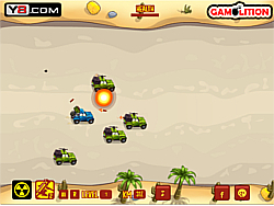 Desert Strike Force game