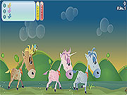 Horsey Racing لعبة