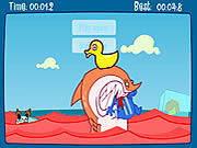 Play Pentunia balance Game