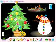 Christmas Tree Decoration game