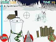 Play Night of the snowmen Game