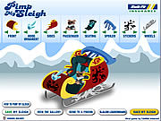 Play Pimp my sleigh Game
