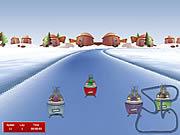 Play Christmas race Game
