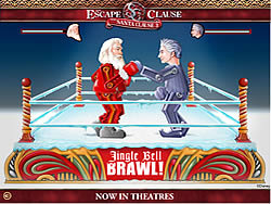 Jingle Bell Brawl game