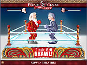 Play Jingle bell brawl Game