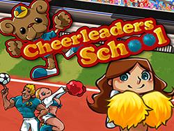 Cheerleaders School game