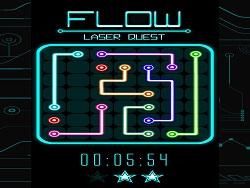 Flow Laser Quest game