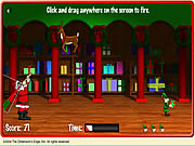 Play Reindeer roundup Game