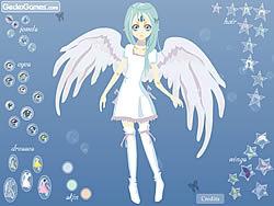 Gioca gratuitamente a Sad Fairy Dressup