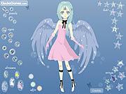 Play Sad fairy dressup Game