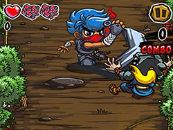 Ninjakira 2 game