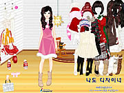Jugar Sweet holiday girl Juego