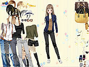 juego Work Style Dressup