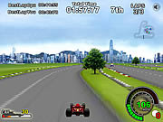 Play Ho pin tung racer Game