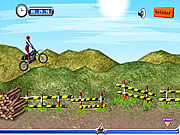 Play Moto rallye Game