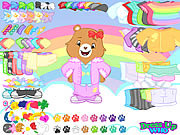 Care Bears Dress Up game