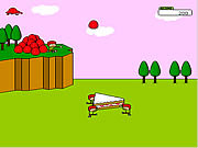 Play Strawberry cake builder Game
