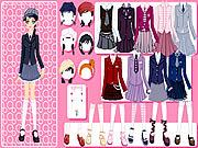 School uniform dressup 2