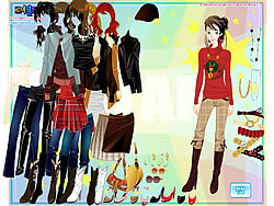 juego Laurianne Dressup