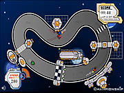 Play Space race Game