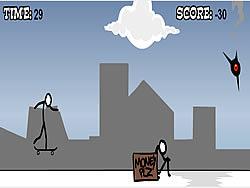 Bum Rush game
