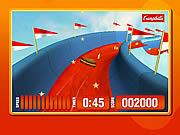 Super slide challenge Spiele