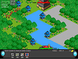 Strategy Defense 3 game
