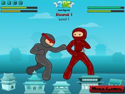 Gioca gratuitamente a Frantic Ninjas