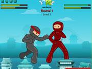 juego Frantic Ninjas
