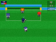 Play Mini soccer Game