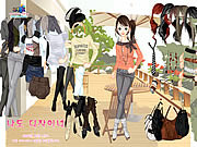 Play Cafe dressup 2 Game