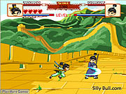 Play Chinese wushu Game