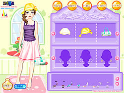 Gioca gratuitamente a Dress Wardrobe