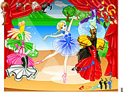 Play Ballet girls Game