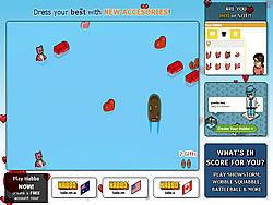 Habbo Luvboat game
