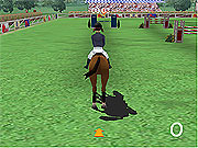 Play Horse race Game