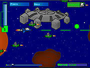 Play Buddy in space Game