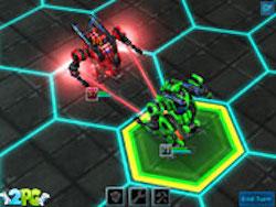 Robomon Arena game