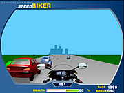 Play Speed biker Game