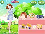 Flower Fans 2 game