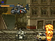 Play Metal slug rampage Game