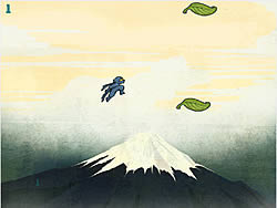 Permainan Wishful Leap of the Ninja
