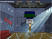 Play Basketball shooting Game