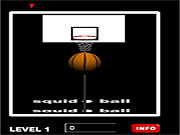 Squid Ball لعبة