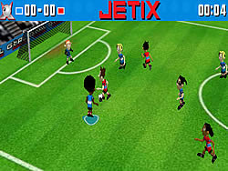 Permainan Jetix Soccer