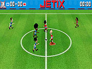 Play Jetix soccer Game