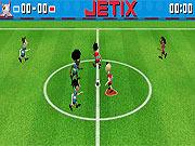 Jetix Soccer game