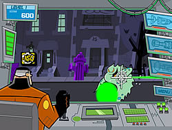 Permainan Danny Phantom: Action Jack