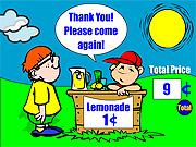 Lemonade Larry game