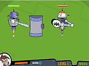Battle of the Futurebots game